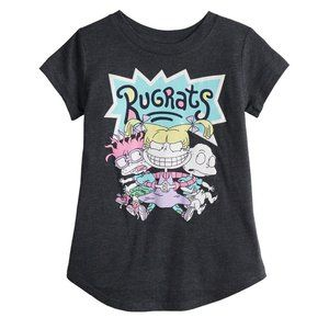Toddler Girl Jumping Beans™️ Rugrats Graphic Tee